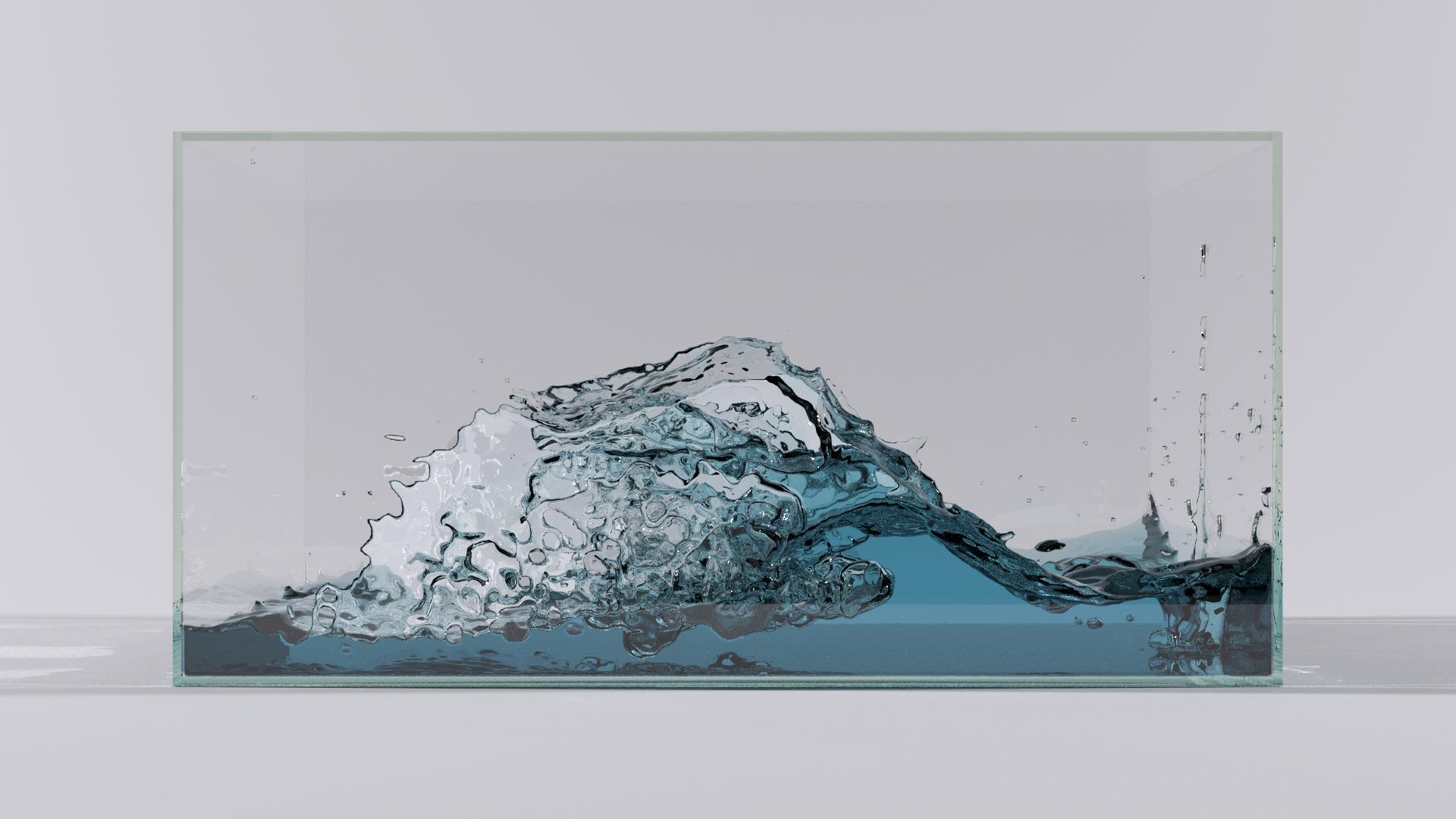 YINING KARL LI | Ariel Fluid Simulator